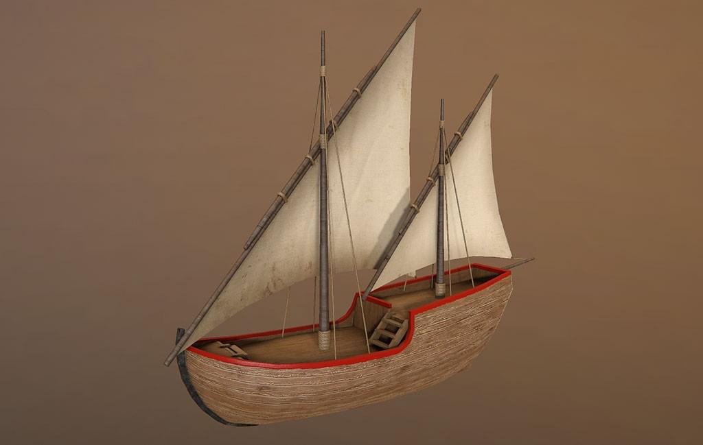 Ship Lvl 2 | New Horizon 2 | Image courtesy of KORION